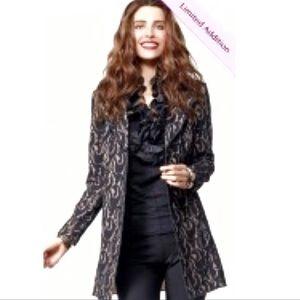 🌻 Cabi Arabesque Lace Limited Edition Coat